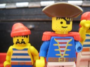 smiling pirates